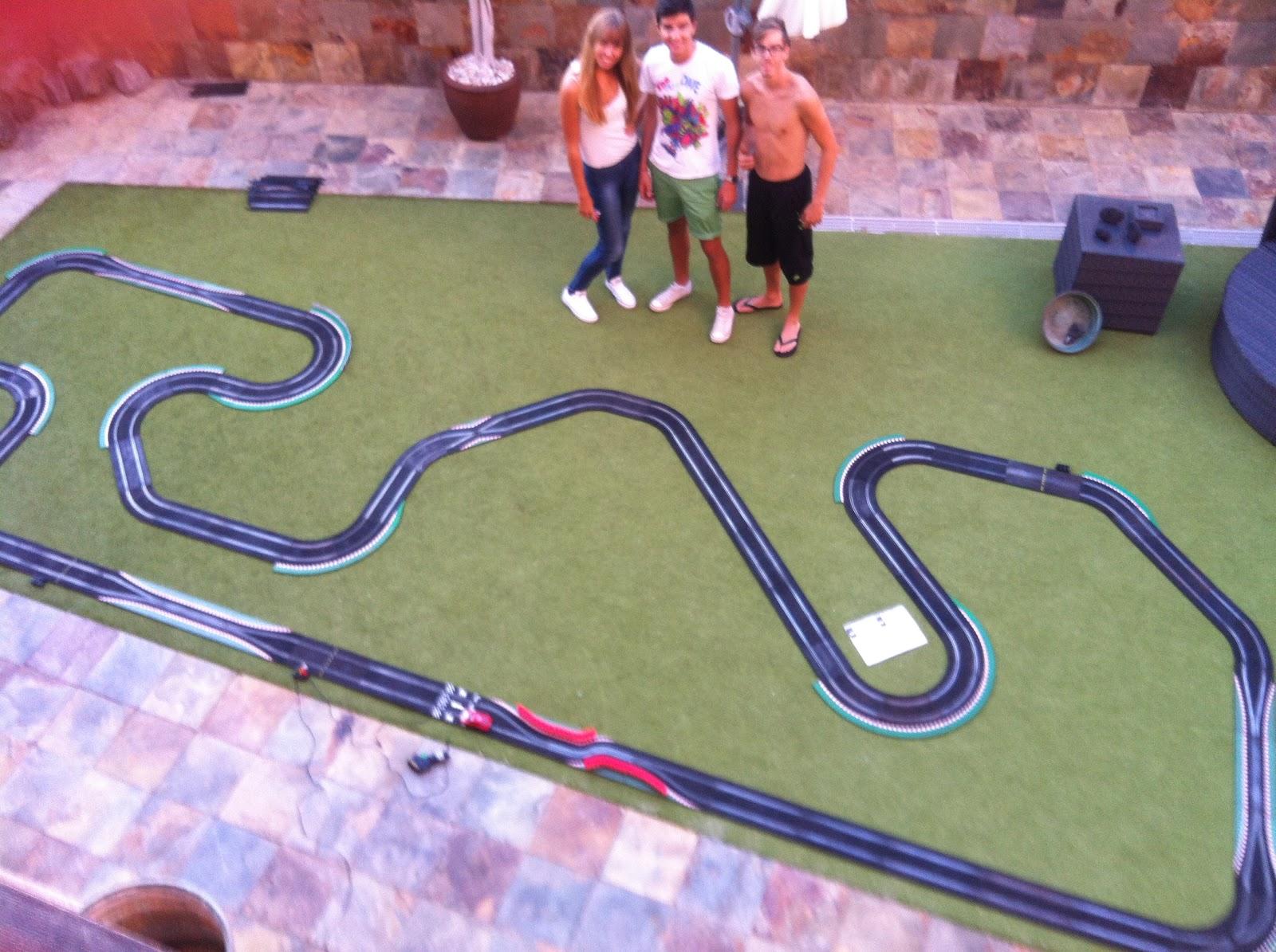 Circuito Montmelo : Scalextric d p circuito de montmeló