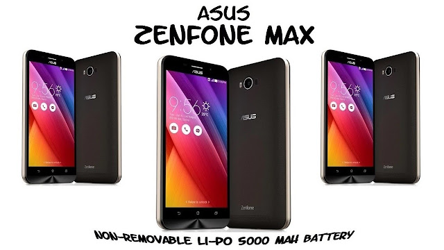 Asus launches ZenFone Max ZC550KL with 5000 mAh battery at Price