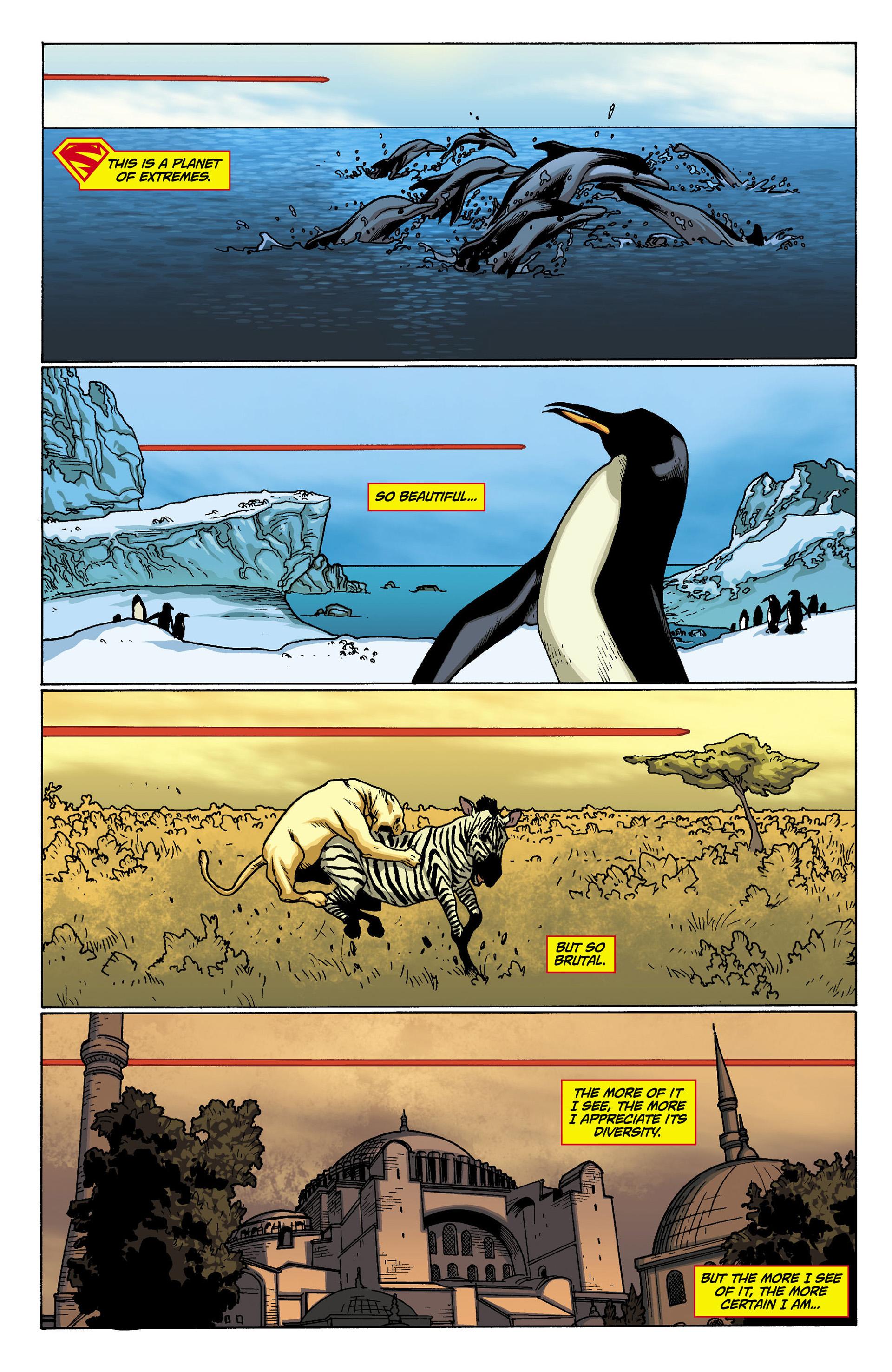 Supergirl (2011) Issue #11 #13 - English 2