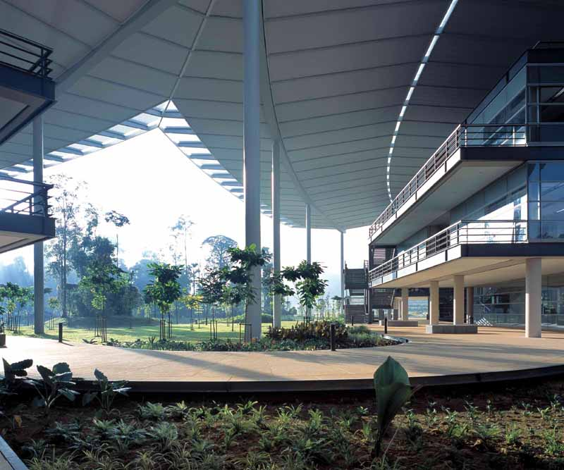 Malaysia Architecture  University Of Technology Petronas