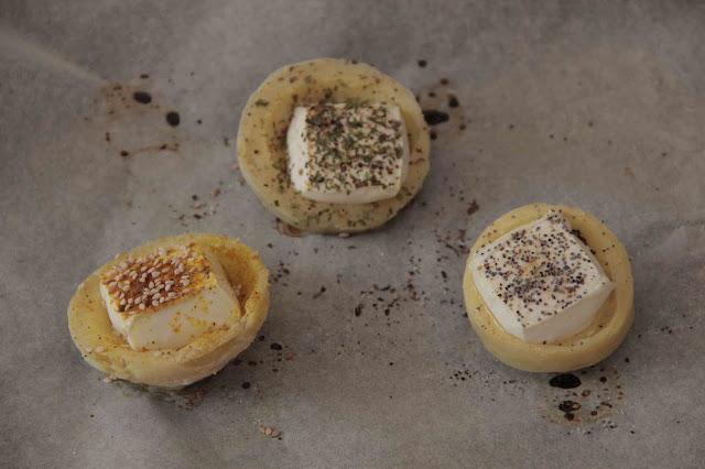 Artichauts fromagés
