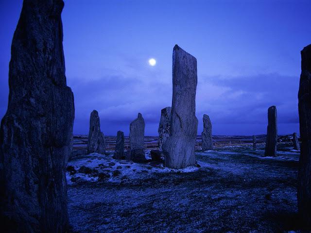 Rocas de Callanish, Escocia
