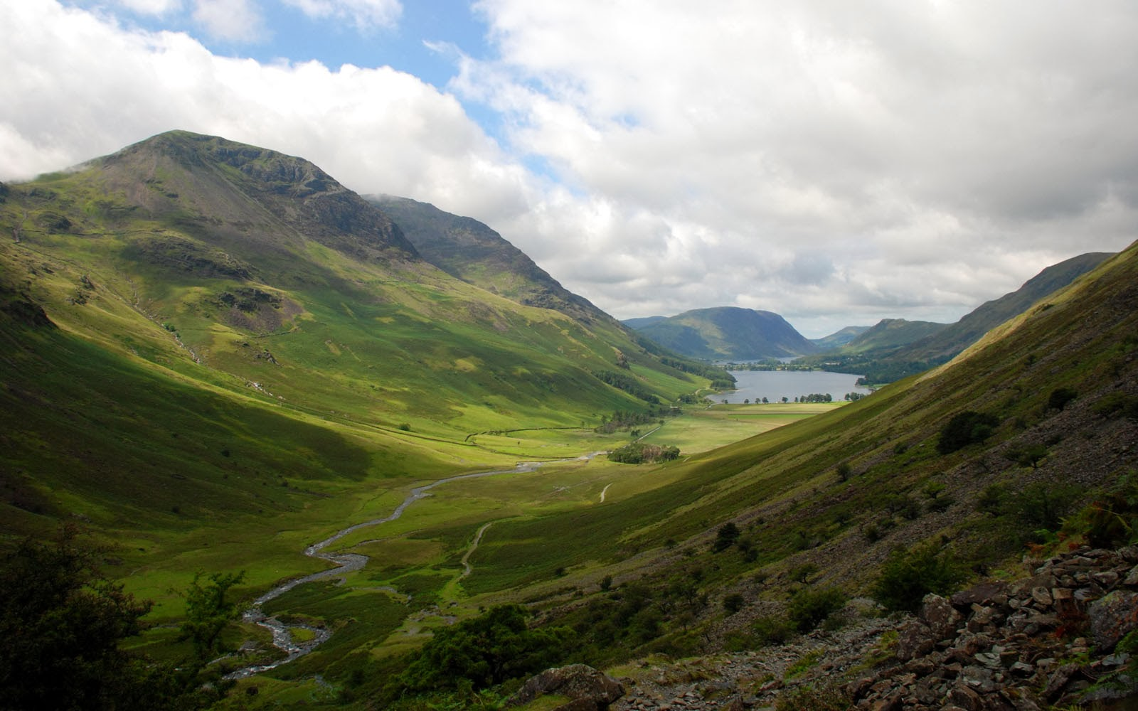 Wallpapers Lake District National Park