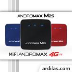 Apa Itu Mifi Andromax M2S? 4G LTE Advanced Smartfren