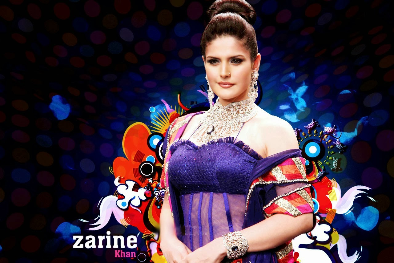 Zarin Khan hot latest wallpaper