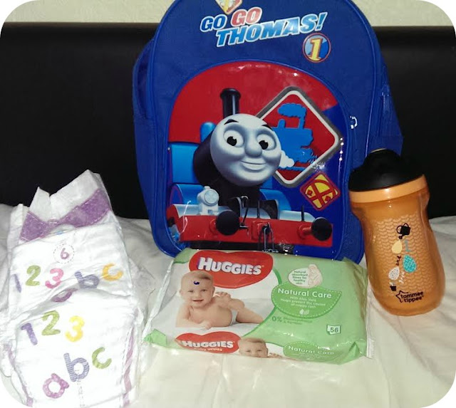 My Mummys World Go Go Thomas Bag