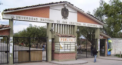 ingresantes universidad san marco:
