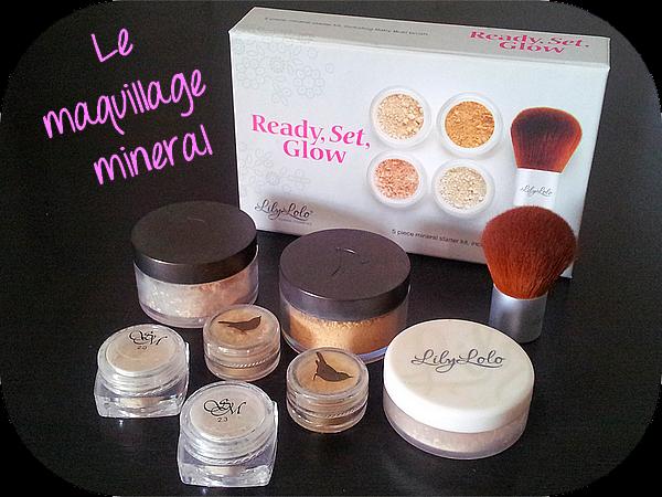 Maquillage et Cosmétique Bio & Naturel