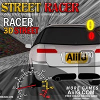 3D Street Racer, Car Racing games