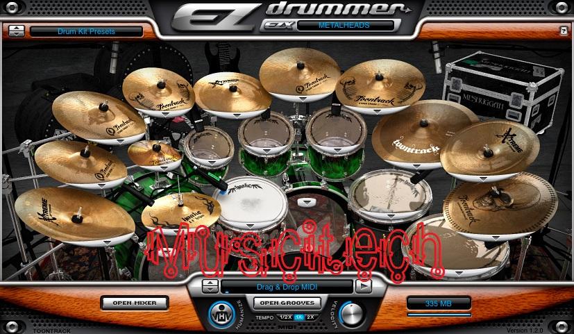 download ezdrummer gratis