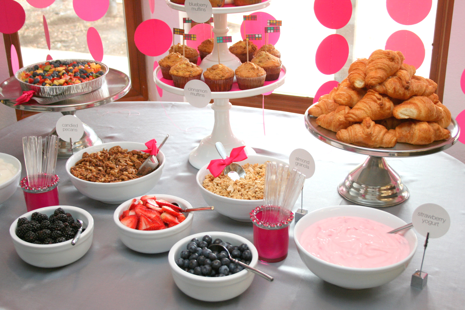 baby shower brunch is a fun way to enjoy those special hours with
