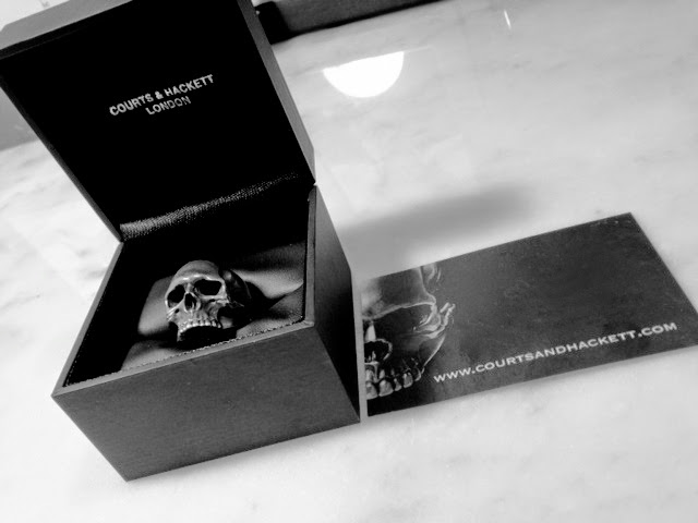 skull ring courts and hackett keith richard rolling stones rock and role fashion street style ootd birthday champagne