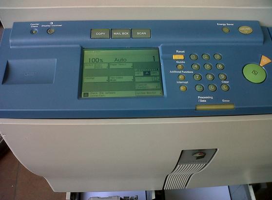 Menghemat Listrik Mesin Fotocopy