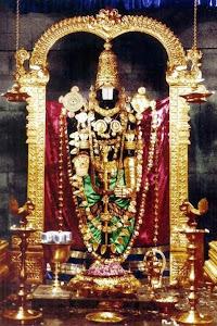 ஸ்ரீவேங்கடேச சரணம்