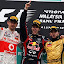 Sebastian Vettel e pilotos que lidaram bem com os pneus foram os destaques do GP da Malásia