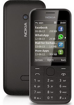 Firmware Nokia 208 RM-949 Version 10.34