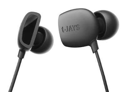 Jays t-Jays Three In-Ear Headphones