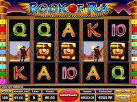 Book of Ra online - original Novoline game