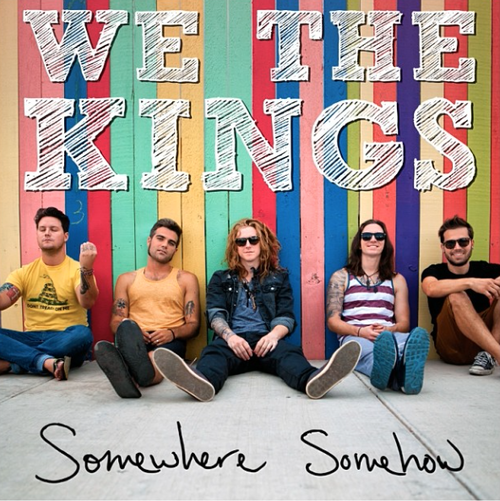 We The Kings - Phoenix Hearts (Chase The Sun)