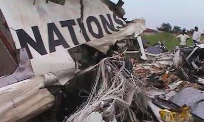 Congo Plane Crash