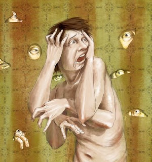 panofobia, miedo a todo, esquizofrenia