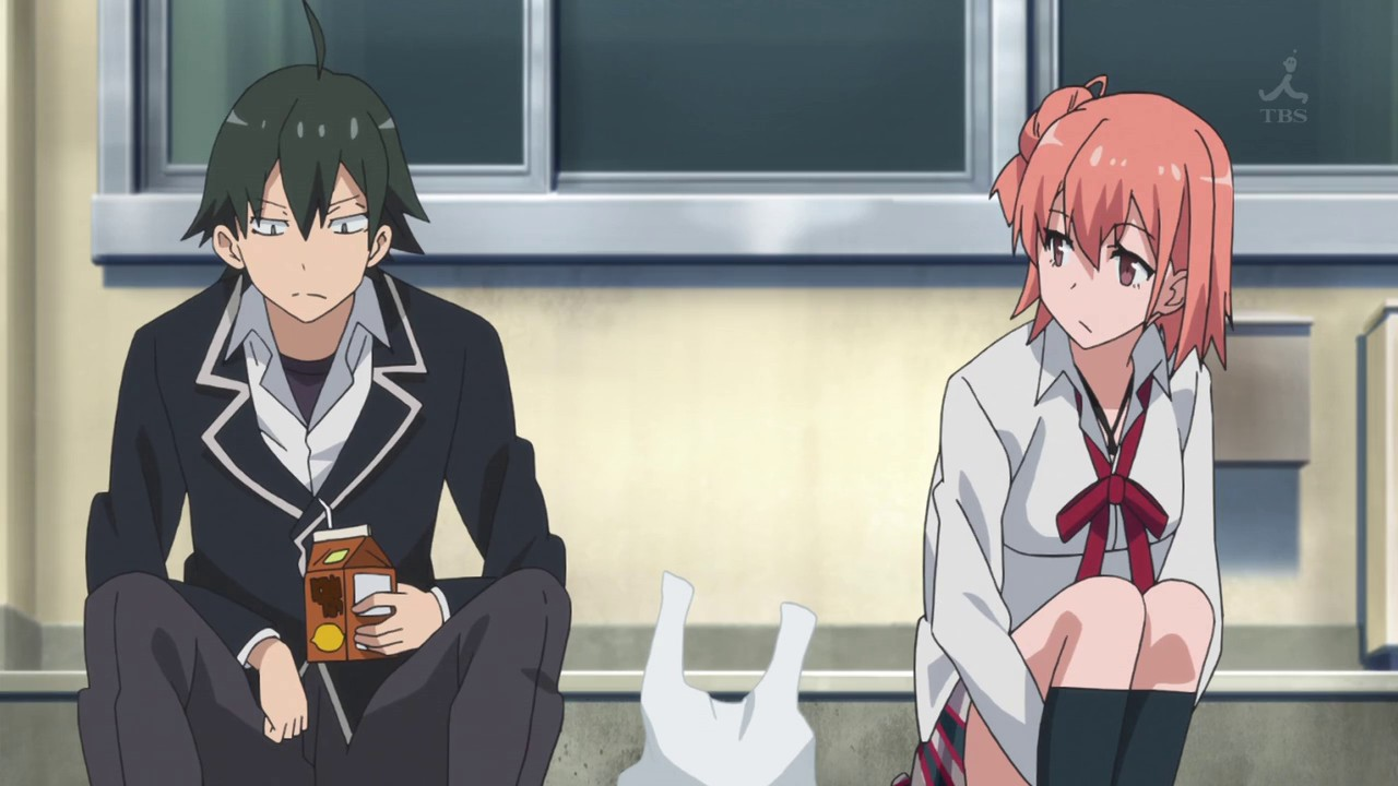 Yahari ore no Seishun Love Come wa Machigatteiru - 07