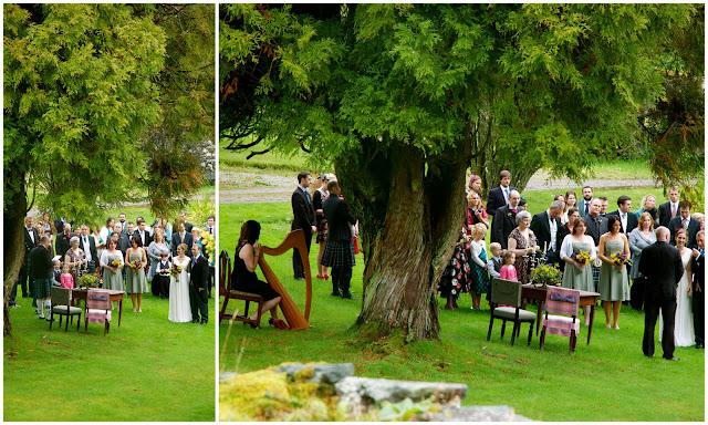 Lunga wedding