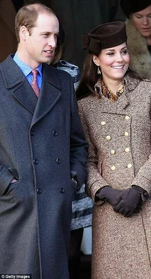 The Royals Celebrate Christmas
