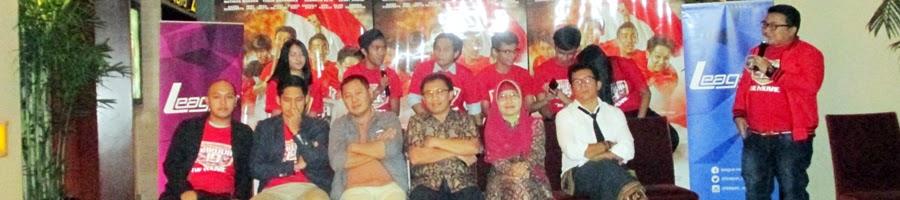 Press Conference Film Garuda 19, Epicentrum Jakarta