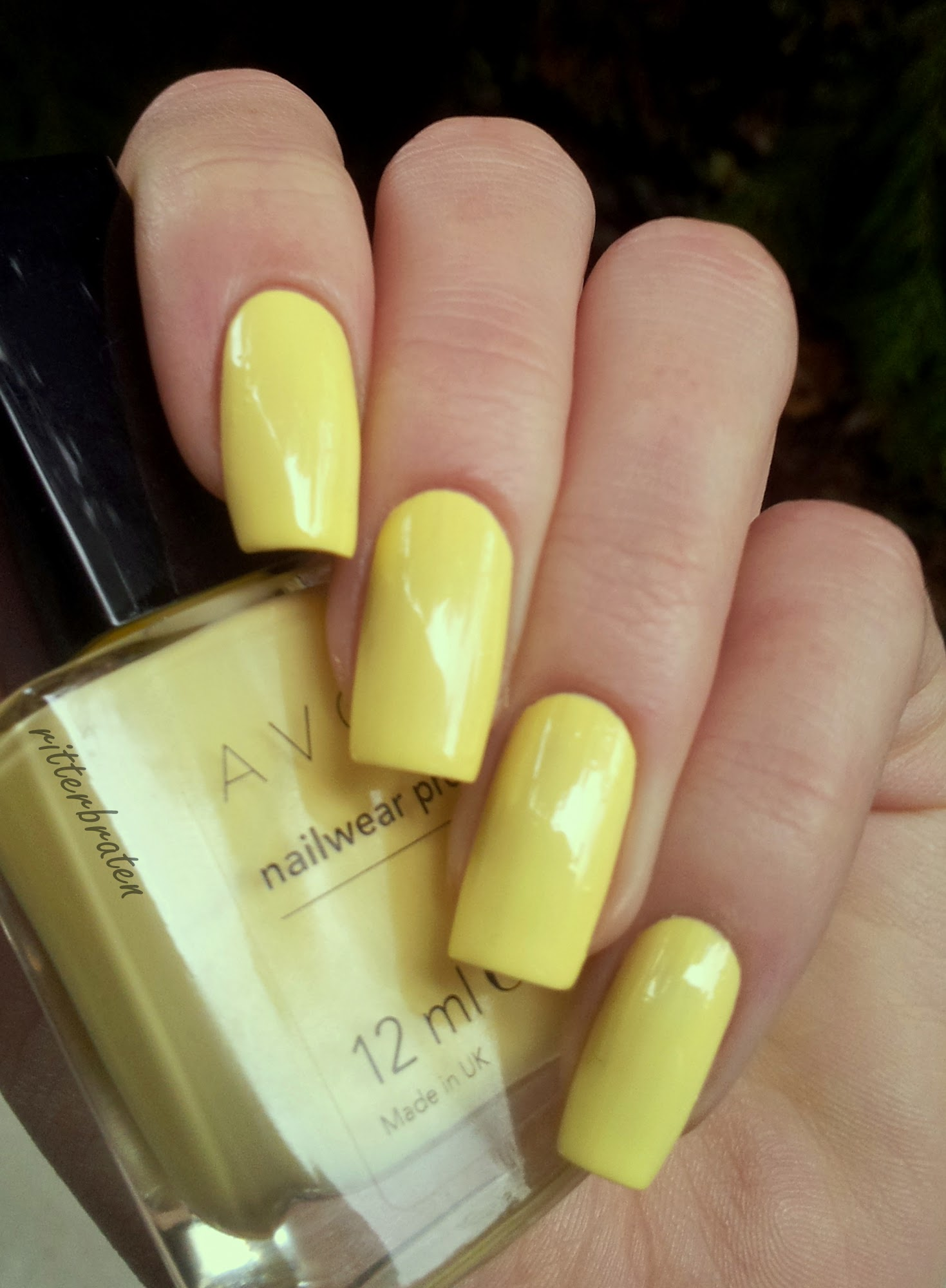 Avon Lemon Sugar
