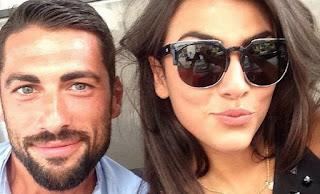 Giovanni Angiolini e Giulia Salemi foto