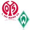 FSV Mainz - Werder Bremen
