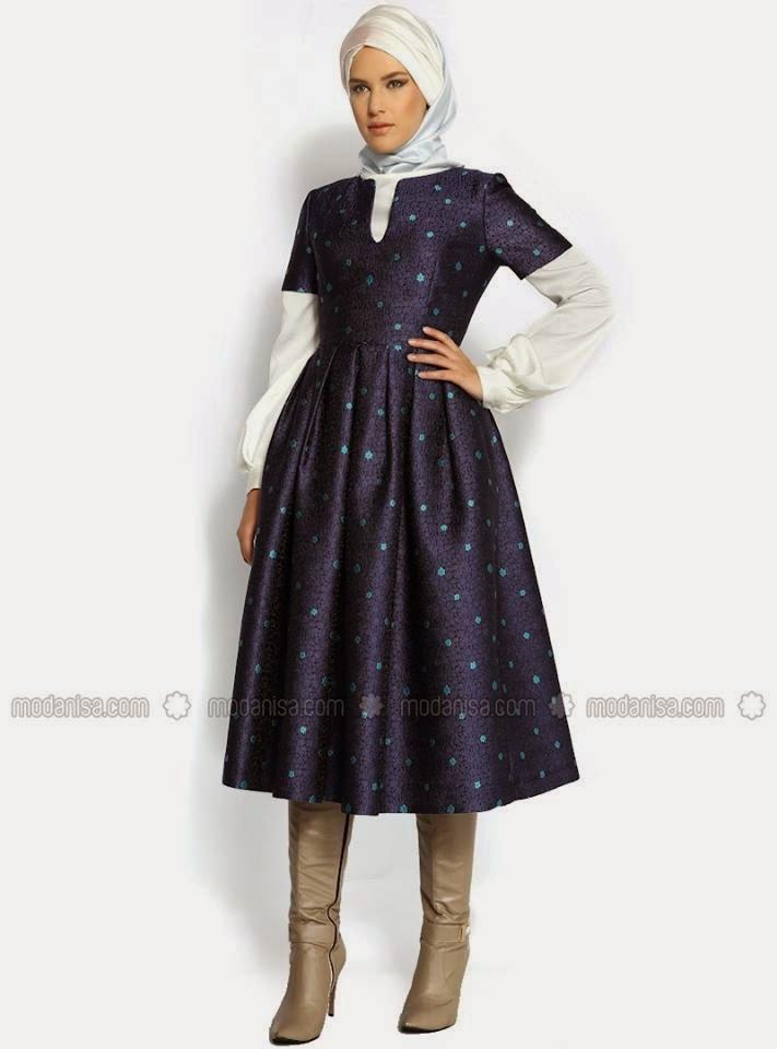 Robe chic pour femme voilé