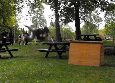 This is parkour, Lund, Hässleholm, Sösdala, Sösdalaalliansen, Sösdaladagen, Sösdala dagen,