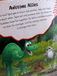 the good dinosaur my busy book