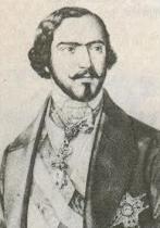 Don Carlos VI, conde de Montemolín
