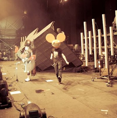 deadmau5, T In The Park 2011