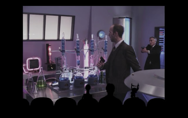 MST3k Arrested Development