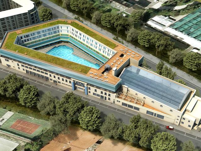 La piscine molitor renaissance en 2014 in corp for Renaissance piscine