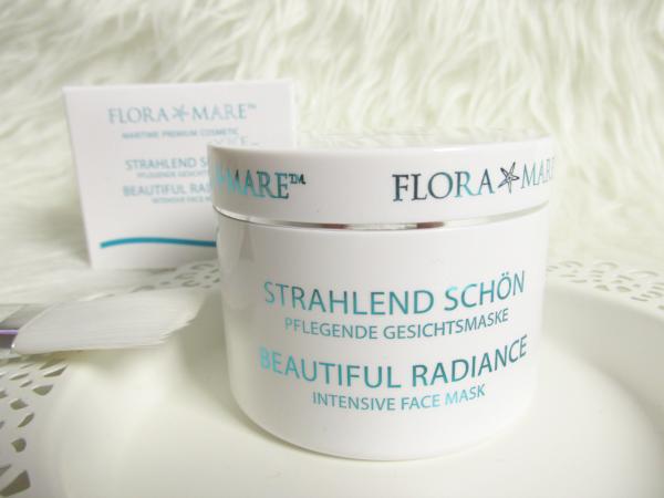 Flora Mare - Strahlend Schön Pflegende Gesichtsmaske