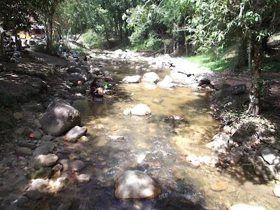 Air Terjun Hutan Lipur Lata Mengkuang