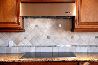 TUSCAN BACKSPLASH