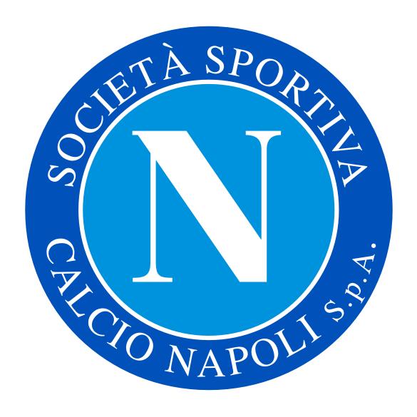 Logo Vector Klub Sepakbola Napoli