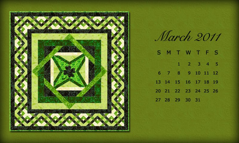 march 2011 desktop calendar. March 2011 Desktop Calendar