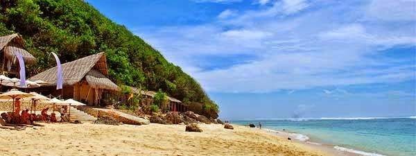 Pantai Karma Nammos Beach Club Kandara Ungasan
