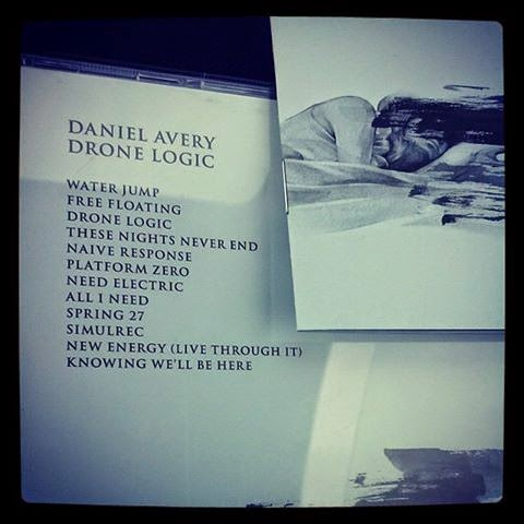 Drone logic de Daniel Avery album cd
