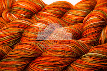 Orphans/handdyed yarns