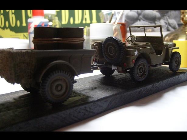 scalemodelman jeep en cours de finition. Black Bedroom Furniture Sets. Home Design Ideas