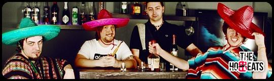 The Hobbeats веселая фанк-панк группа музыка для хорошей вечеринки