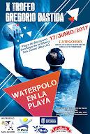 Torneo de Waterpolo Trofeo Cañonero Gregorio Bastida